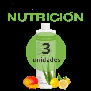 Pack 3 bebidas de Aloe Herbalife